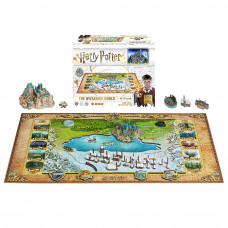 Harry Potter Puzzle Čarobnjački Svet