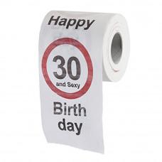 Rođendanski Toalet Papir 30-ti