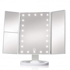 Kozmetičko Ogledalo Belo