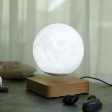 Levitirajuća 3D Mesec Lampa