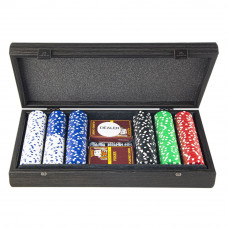 Drveni Poker Set 300