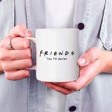 Friends Logo Šolja