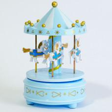 Muzički Karusel Plavi