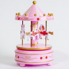 Muzički Karusel Pink