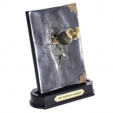 Skulptura Tom Riddle Dnevnik i Očnjak Basiliska