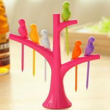 Ptičice Za Meze - Pink