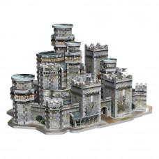 GOT Winterfell 3D Puzzle