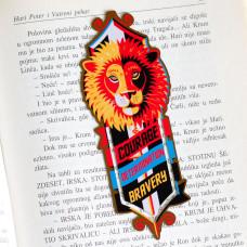 HP Gryffindor Bookmarker