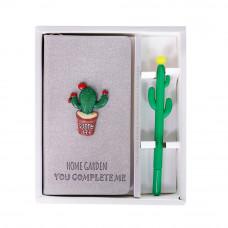 Kaktus Sveska i Olovka - Žuta