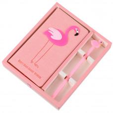 Flamingo Sveska i Olovka