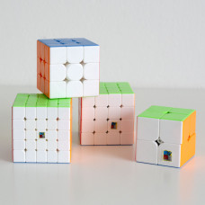 MoYu Meilong 2345 Gift Box Stickerless