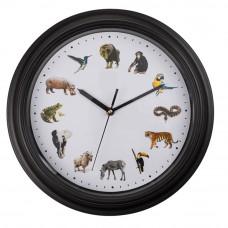 Zidni Sat Životinje