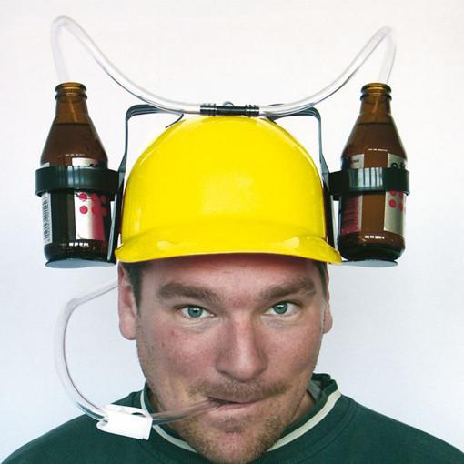 Kaciga za Pivo - Žuta
