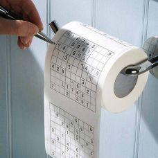Sudoku Toalet Papir