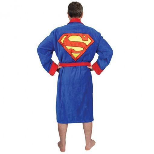Supermen Bademantil