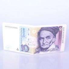 Papirni Novčanik - 10 DM