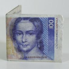 Papirni Novčanik 100 DM
