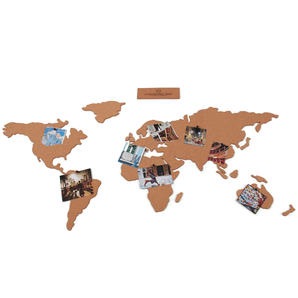 Mapa Sveta Od Plute Gift Shop Pokloni Com Srbija