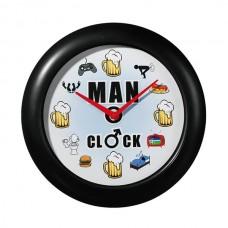 Zidni Sat Za Muškarca