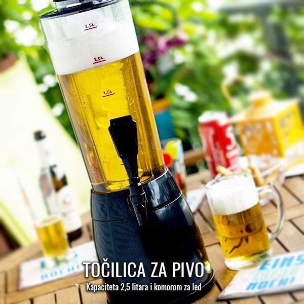 Točilica za pivo i druge napitke