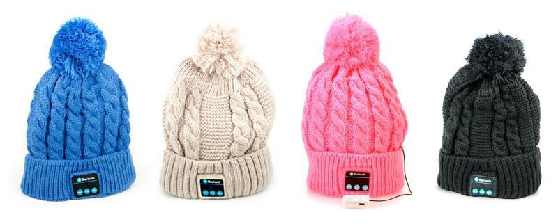 zimske ženske kape sa bluetoothom