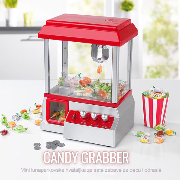 candy grabber lunaparkovska hvataljka