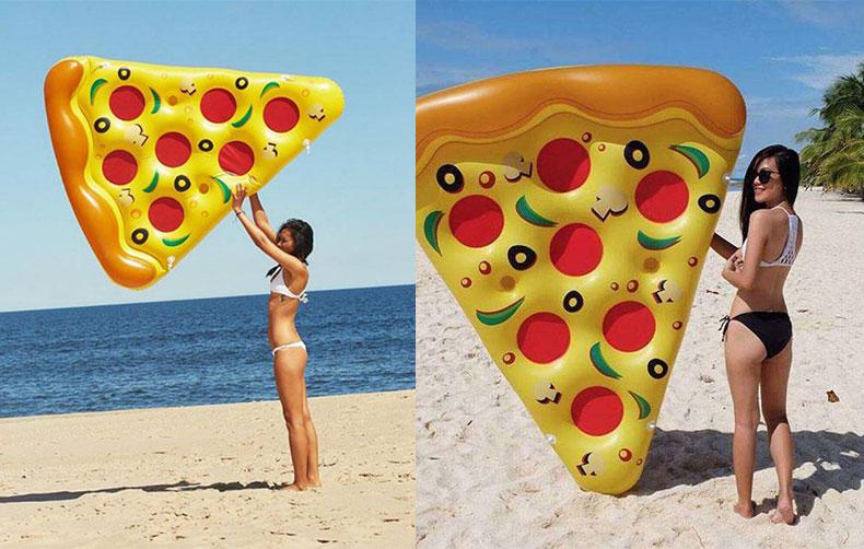 pizza dušek