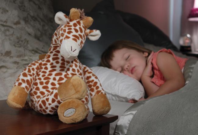 NežnaŽirafa - Gentle Giraffe