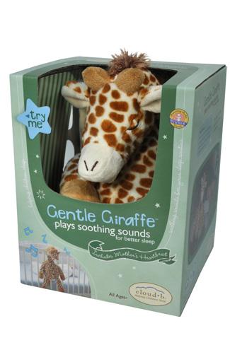 Nežna Žirafa (Gentle Giraffe) u originalnom pakovanju