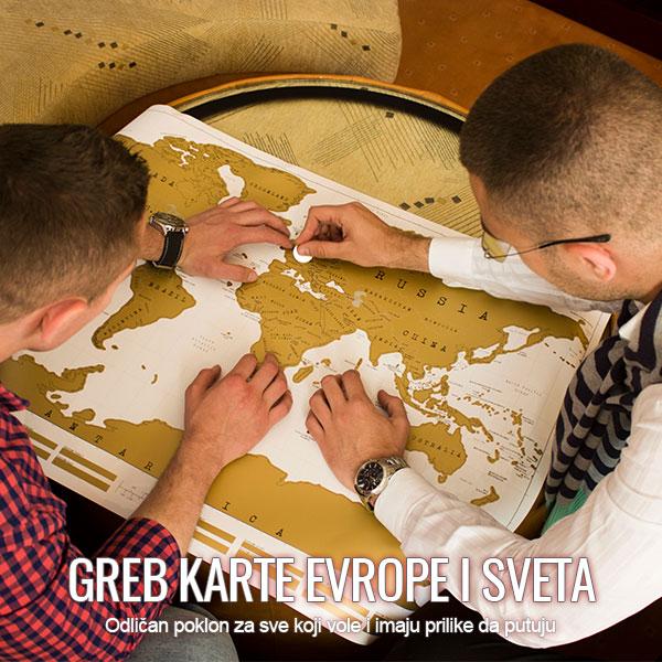 greb greb karte mape sveta