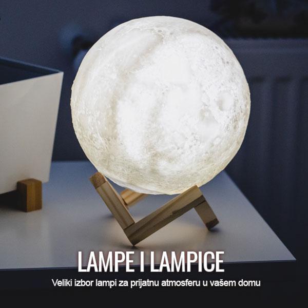 Lampe i lampice
