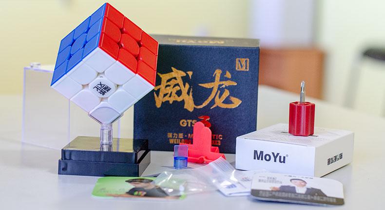 magnetna weilong kocka 3x3