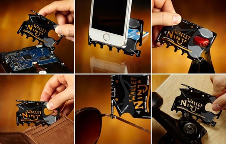 ninja wallet alat kartica