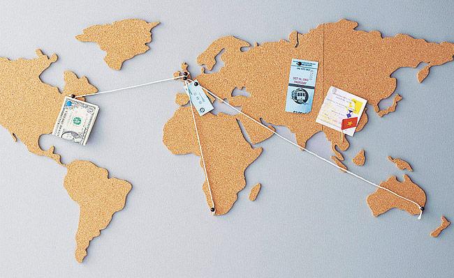 mapa sveta kontinenti Mapa Sveta od Plute | Gift Shop | Pokloni.  Srbija mapa sveta kontinenti