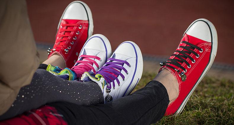 quick shoe lace