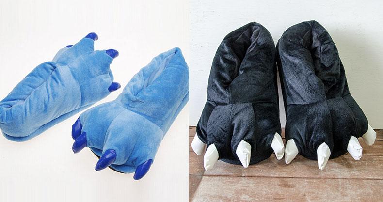sobne papuče monster čudovište
