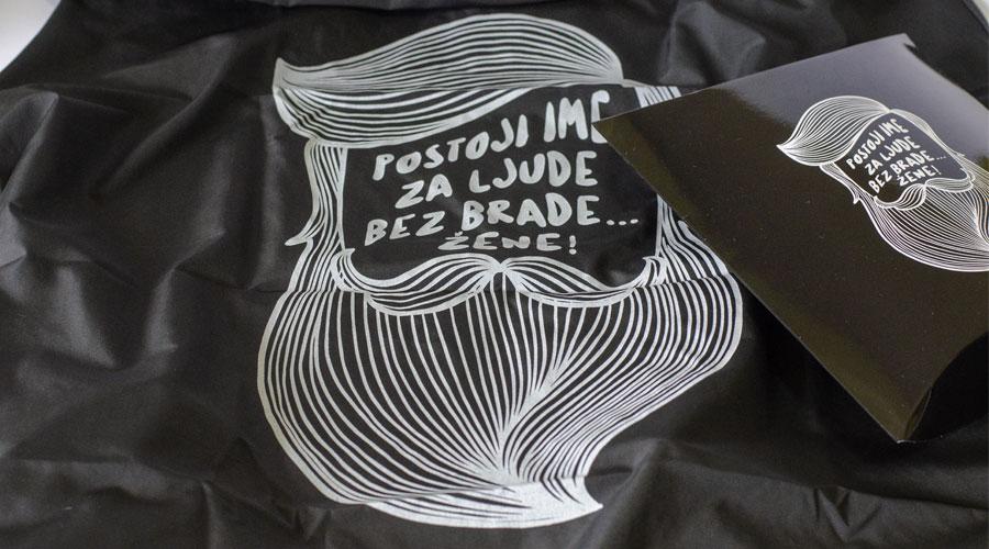 Portikla za bradonje