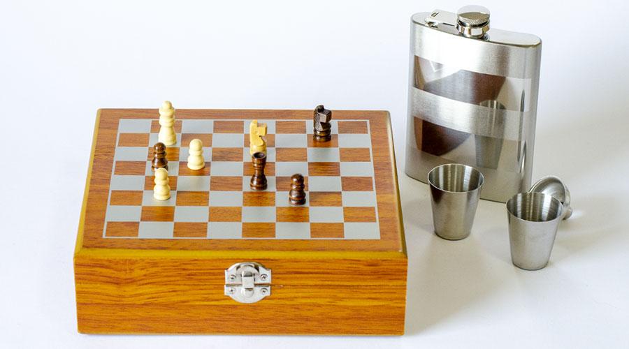 Šahovski alko komplet