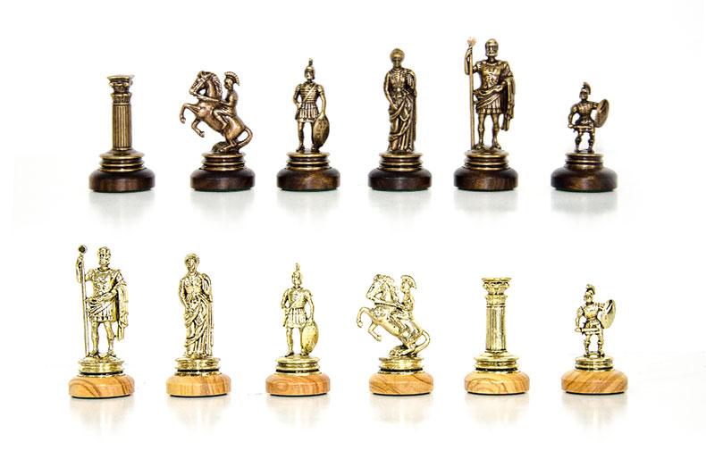 šah figurice ručna izrada