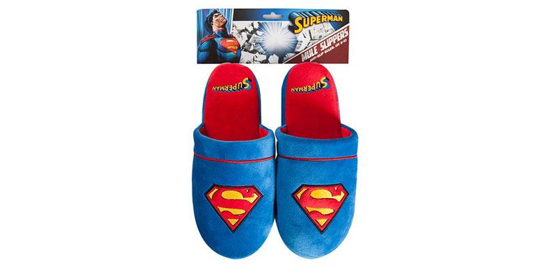 supermen papuče