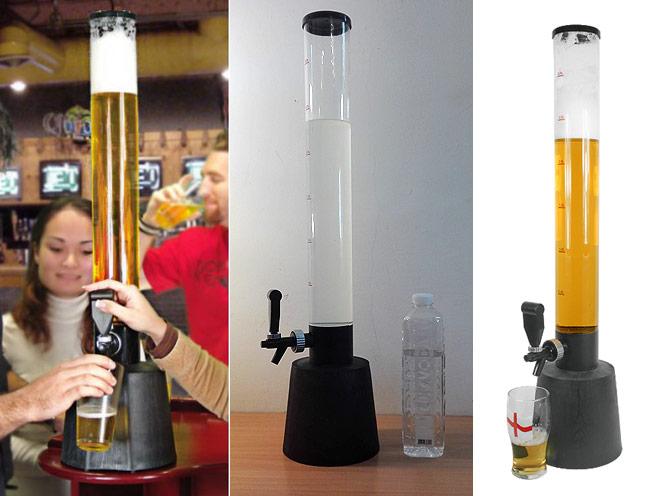 tociliza za pivo od 2 litra